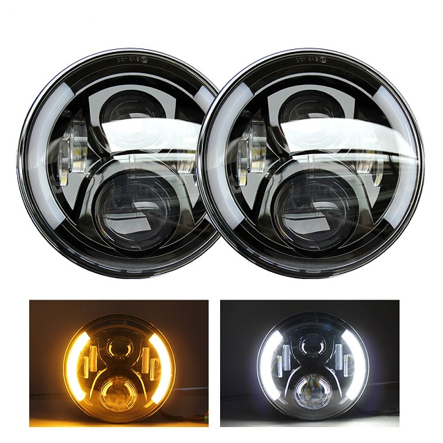 CREE Led Headlights J002