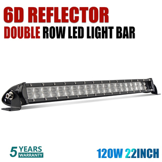 2 Row Offroad CREE Led Light Bar 9620A