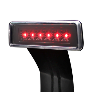 LED Third Brake Lights for 2007-2018 Jeep Wrangler JG-W009