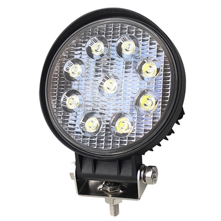 Off Road Round Led Driving Work Light 27W 930