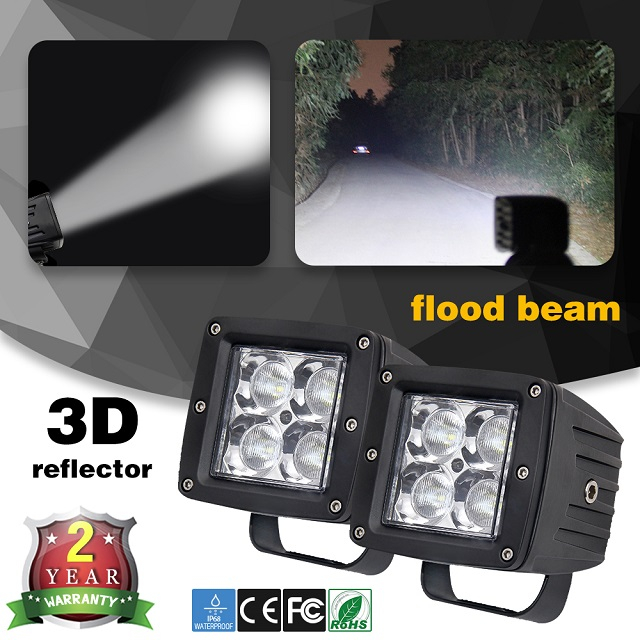 High Lumen Led Cube Work Light for Truck 995C
