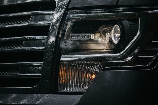 How to solve the problem of fogging inside the headlights ?